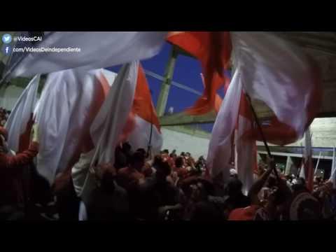 Lanús 0 - 2 Independiente | Previa - Esta noche cueste lo que cueste! - La Barra del Rojo - Independiente