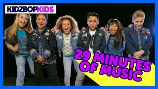 Video KIDZ BOP Kids - 24K Magic, Gold, Don't Wanna Know, & other top KIDZ BOP songs [29 minutes] MP3, 3GP, MP4, WEBM, AVI, FLV Agustus 2018