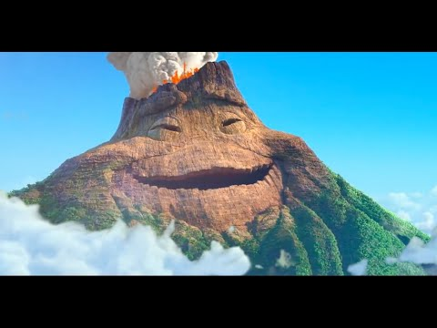 Preview Trailer Lava, cover italiana del corto Disney Pixar