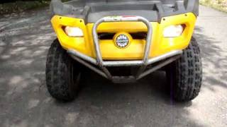 8. 2003 BOMBARDIER RALLY ATV - 4 SALE ON EBAY 6/20/2011