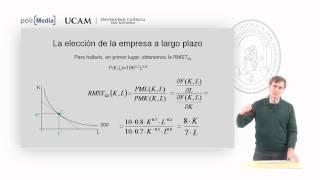 Microeconomía II - El Coste De La Producción (5) - Alfonso Rosa