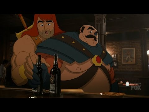 Son of Zorn S01E08 Return of the Drinking Buddy