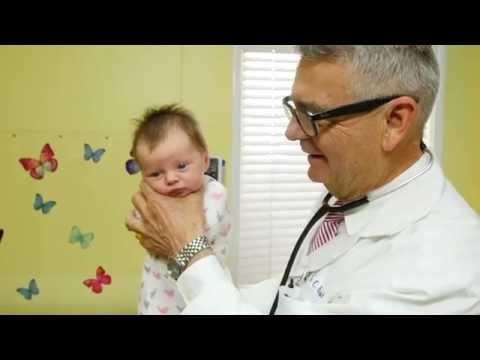 這名小兒科醫師能夠「兩秒內讓號哭的寶寶停止哭泣」,讓全天下父母都會開心到哭的絕招終於公開!
