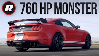 Ford's new GT500 is the ultimate Mustang at the track or on the strip by Roadshow