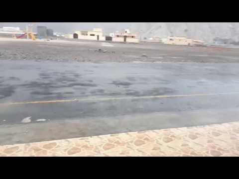 Video: Rainfall in parts of Oman