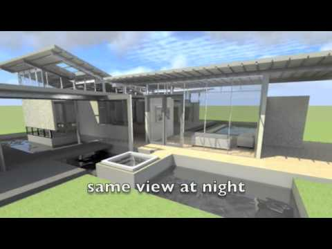 Prefab Home for C2C in Hawaii (Dragonfly House) Designed By Mike Nelms