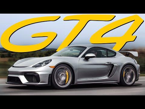 Better Value than a Porsche 911 GT3? - 2020 Porsche Cayman GT4 Review