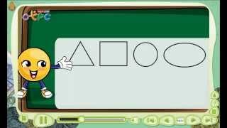 สื่อการเรียนการสอน รูปเรขาคณิต 2 มิติ ป.3 คณิตศาสตร์