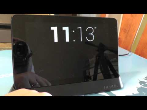 Official ASUS Nexus 7 dock with contact charging