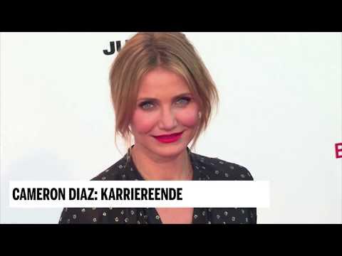 Cameron Diaz: Karriere-Ende