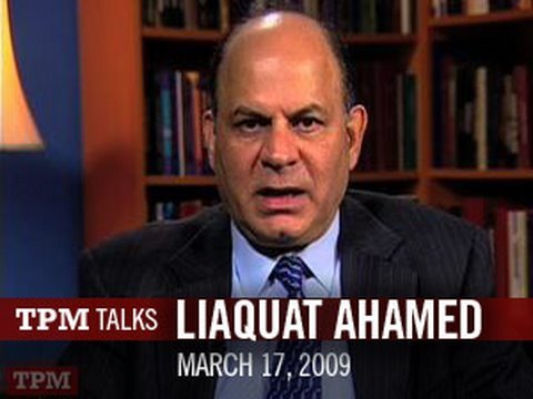 TPMtalks with Liaquat Ahamed