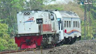 Video Kereta RailOne Mogok Ditarik Lokomotif MP3, 3GP, MP4, WEBM, AVI, FLV Agustus 2018