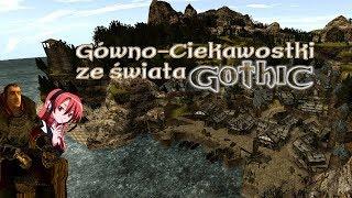 G*wno-Ciekawostki ze świata Gothic #01 | Gomez w Khorinis, grób Kairosa