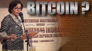 Video Maraknya  Cryptocurrency Bitcoin,  Bagaimana Tanggapan Bu Sri Mulyani..? MP3, 3GP, MP4, WEBM, AVI, FLV Januari 2018