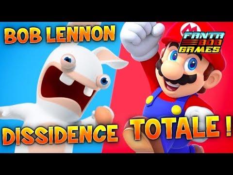 DISSIDENCE TOTALE !! Mario+Lapins Crétins : Kingdom Battle (avec Bob)