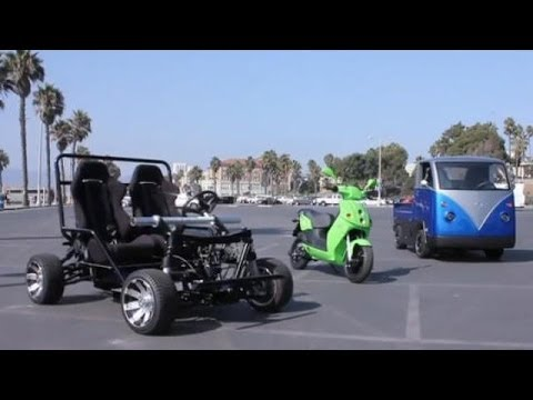 KLD oneDRIVE Electric Vehicle Propulsion System