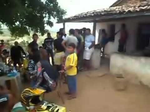 MOTOQUEIROS SE PREPARAM PARA O 1º RALLY DE LAJES PINTADAS ANO 2012
