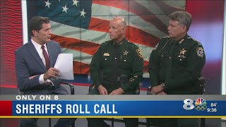 Local sheriffs weigh in on youth offenders
