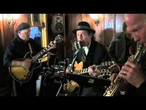 Baby Please Don't Go - Mike Wilhelm & Hired Guns live at the Blue Wing 9-17-12