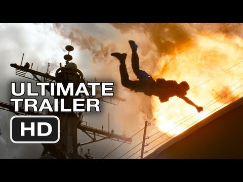 Movie Trailer: Battleship – Ultimate Invasion Trailer