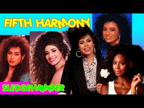 80s Remix: Sledgehammer - Fifth Harmony