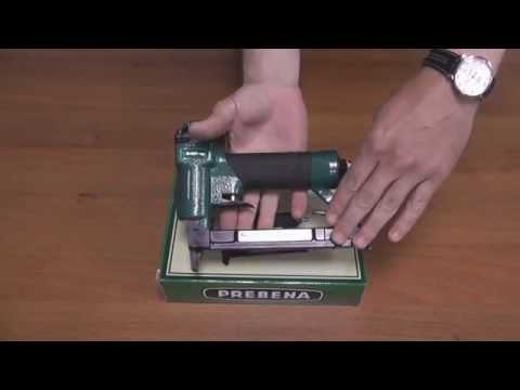 Скобозабивной пистолет Prebena 1M-A16-S30