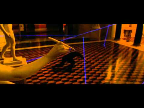 La Caution - Ocean's Twelve Laser Dance Song - Thé à la Menthe