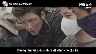 Nonton [Vietsub] Fabricated City Making Film - Ji Chang Wook Film Subtitle Indonesia Streaming Movie Download