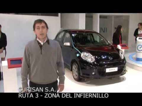 NISSAN MARCH EN EL SALON DEL AUTOMOVIL