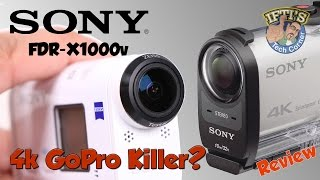 Video Sony FDR-X1000v 4K Action Camera - Is this a GoPro Killer? : REVIEW MP3, 3GP, MP4, WEBM, AVI, FLV Juli 2018