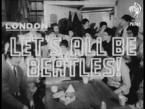 Let's All Be Beatles! (1963) видео