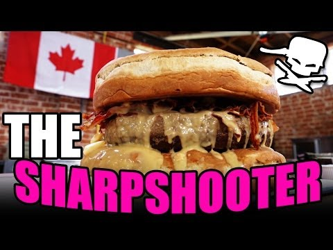 sharpshooter - Happy Canada Day! This one's for the Hitman. LIKE/FAV and SHARE Make sure to watch our new TV show! It premiers on FYI July 26th at 10pm. Order our NEW cookb...