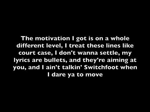 NF- Motivated Lyrics