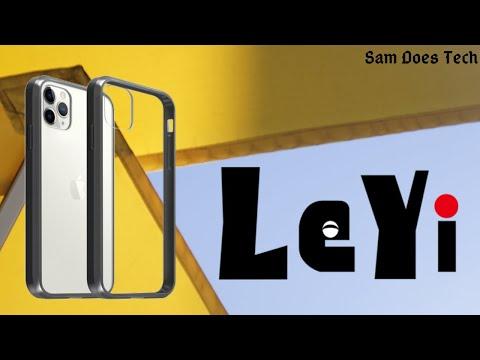 (military grade) leYi amazon case Review.