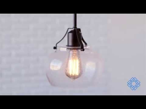Video for Urban Renewal Rustic Iron Mini Pendant