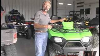 9. ATV Television Test - 2008 Kawasaki Brute Force 650 Long Term Wrap-up