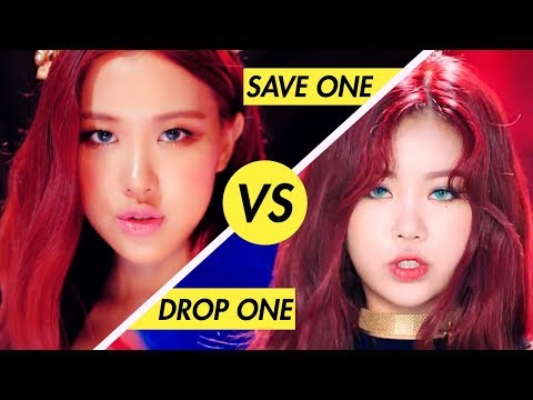 SAVE ONE DROP ONE : IDOL EDITION (GIRLGROUP)