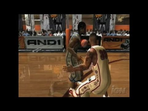 and 1 streetball xbox gameplay