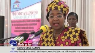 Mimi na Tanzania : Kibosho Girls Alumnae - 16.07.2017