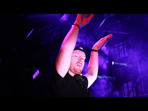Eric Prydz from Radio 1 in Ibiza 2014