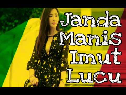 Janda Manis Imut Lucu JAMILU [musiik reggae]
