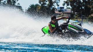 10. New 2017 Kawasaki Jet Ski® STX®-15F PWC For Sale in Upper Darby, PA