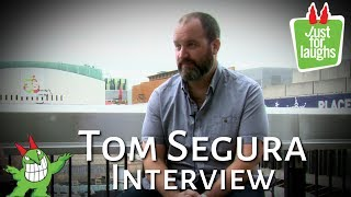Funny man Tom Segura discusses his comedy style, Netflix specials and what's instore on his comedic tour.