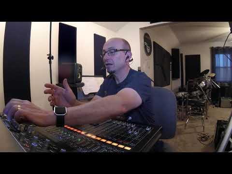 Mixing Live Vocals