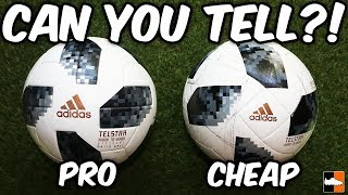Video Spot The Difference?! 2018 World Cup Balls Tested MP3, 3GP, MP4, WEBM, AVI, FLV Desember 2017