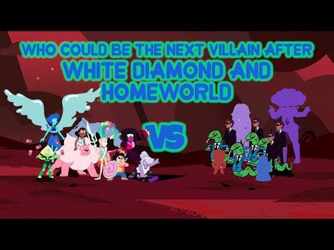 Steven Universe Theory - What Villain Could Follow White Diamond?  Theory
