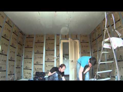 comment poser rail placo la r ponse est sur. Black Bedroom Furniture Sets. Home Design Ideas