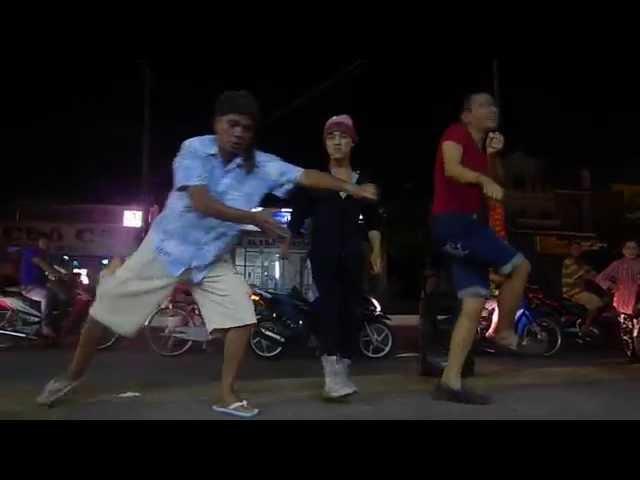 Những nghệ sỹ đường phố ở Thành phố Cà Mau