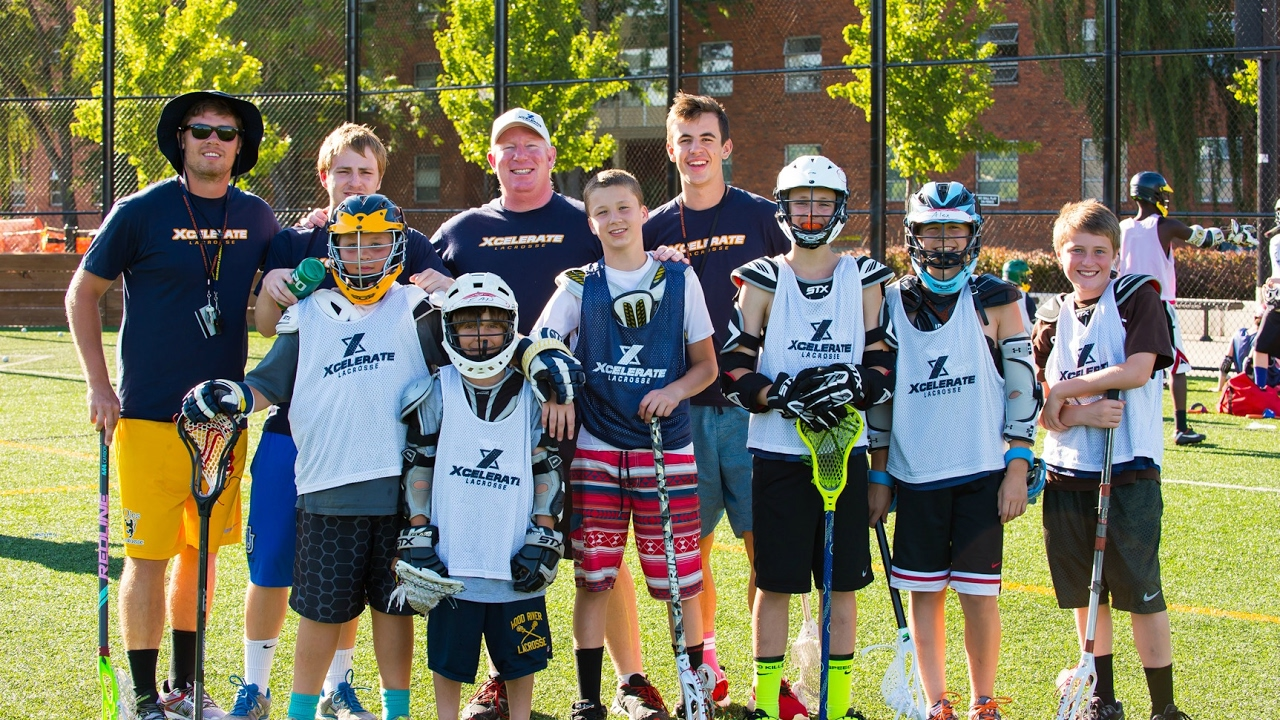 Xcelerate Nike Specialty Lacrosse Clinics - Video