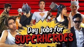 Video Day jobs for Superheroes MP3, 3GP, MP4, WEBM, AVI, FLV Desember 2018